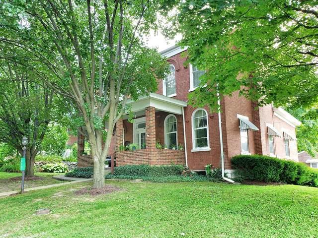 610 Mill Street, Brookville, IN 47012 (#194684) :: Century 21 Thacker & Associates, Inc.