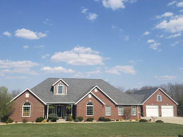 11159 Clover Drive, Brookville, IN 47012 (#194685) :: The Huffaker Group