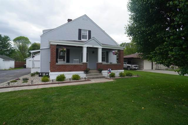 209 N Township Line Road, Batesville, IN 47006 (#194962) :: Century 21 Thacker & Associates, Inc.