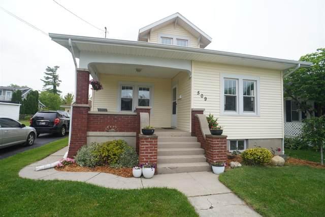 509 N Main Street, Batesville, IN 47006 (#194978) :: Century 21 Thacker & Associates, Inc.