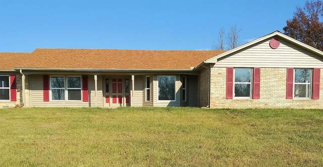 11502 State Road 350, Moores Hill, IN 47032 (#195063) :: The Huffaker Group