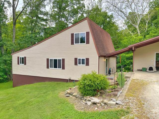 7346 S State Road 129, Versailles, IN 47042 (#195087) :: The Huffaker Group