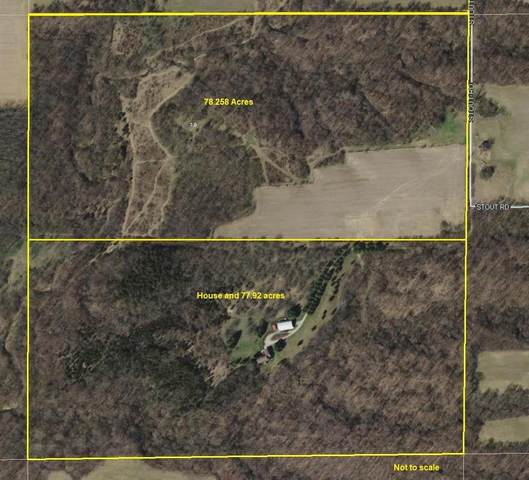 78 Stout Road, Liberty, IN 47353 (#195134) :: The Huffaker Group