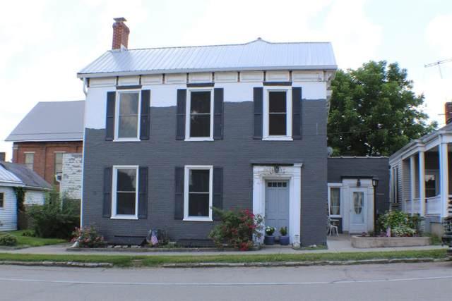 311 Main Street, Rising Sun, IN 47040 (#195280) :: Century 21 Thacker & Associates, Inc.