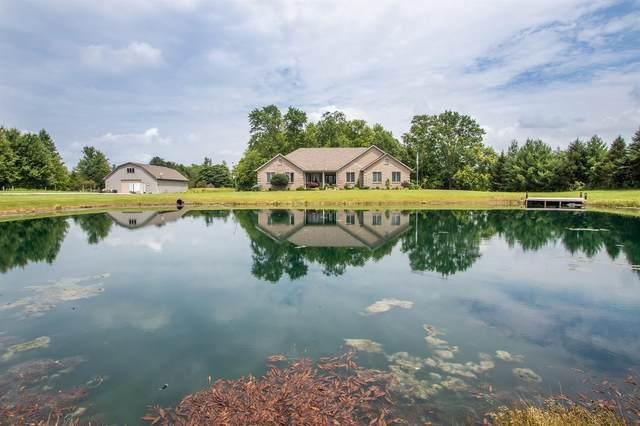 23576 Lake Tambo Road, Sunman, IN 47041 (#195397) :: The Huffaker Group