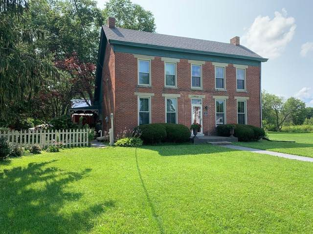 16113 St. Marys Road, Brookville, IN 47012 (#195435) :: The Huffaker Group