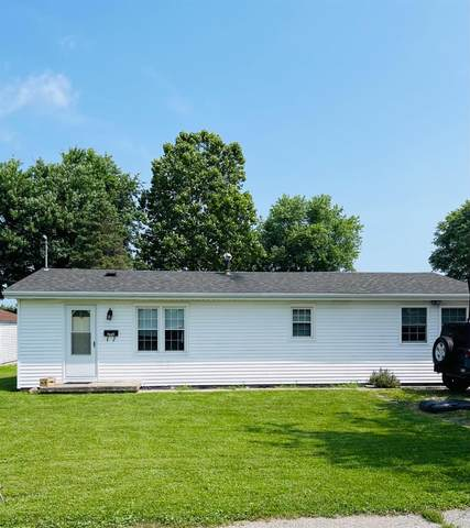 202 W W Fifth St Street, Greensburg, IN 47240 (#195444) :: The Huffaker Group