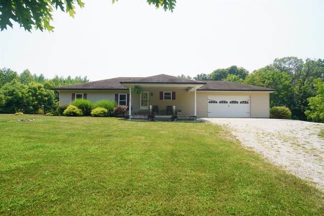 11468 N County Road 400 E, Batesville, IN 47006 (#195526) :: The Huffaker Group