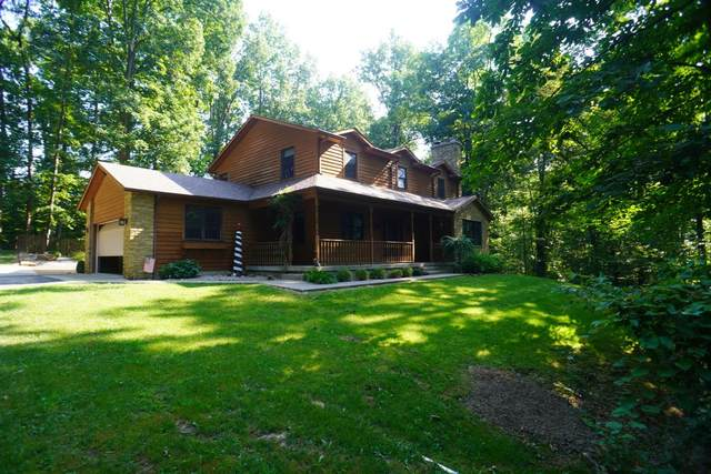 3867 E County Road 1200 N, Batesville, IN 47006 (#195535) :: The Huffaker Group