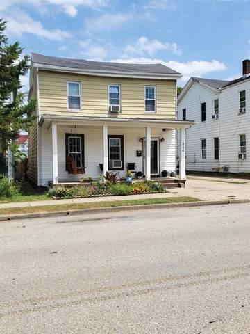 224 Elm Street, Lawrenceburg, IN 47025 (#195606) :: Century 21 Thacker & Associates, Inc.