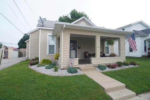 518 W Sheridan Street, Greensburg, IN 47240 (#195676) :: Century 21 Thacker & Associates, Inc.