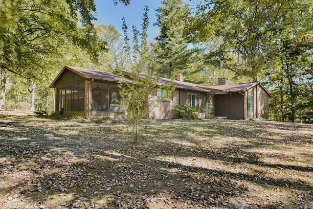 14822 Spangler Road, Dillsboro, IN 47018 (#195699) :: Century 21 Thacker & Associates, Inc.