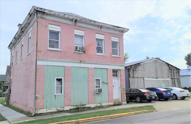 13002 N Front ST, Dillsboro, IN 47018 (#195756) :: Century 21 Thacker & Associates, Inc.
