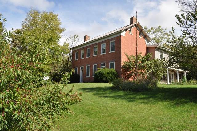 3130 S Old Dunlapsville Road, Liberty, IN 47353 (#195991) :: Century 21 Thacker & Associates, Inc.