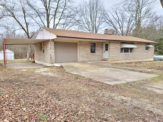 15444 W W County Line Road, Moores Hill, IN 47032 (#194109) :: Century 21 Thacker & Associates, Inc.