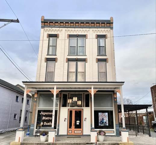 314 Ferry Street, Vevay, IN 47043 (#194196) :: Century 21 Thacker & Associates, Inc.