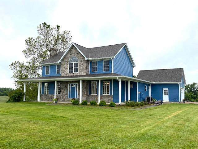 9059 Hominy Ridge Road, Florence, IN 47020 (#195098) :: The Huffaker Group