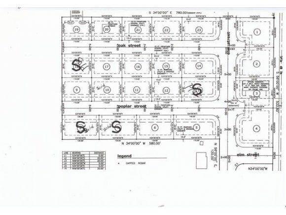 0 Oak Street, Vevay, IN 47043 (#304958) :: Century 21 Thacker & Associates, Inc.