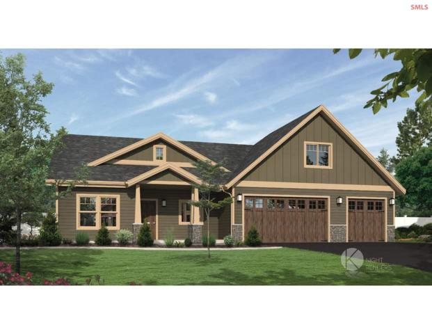 Lot 12 Jenny Lane, Sandpoint, ID 83864 (#20190554) :: Northwest Professional Real Estate