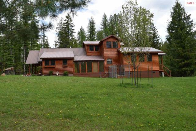 1811 Moonfire Rd, Sandpoint, ID 83864 (#20191340) :: Northwest Professional Real Estate