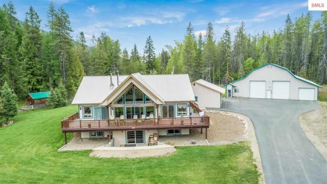 4864 Upper Pack River Road, Sandpoint, ID 83864 (#20191373) :: Northwest Professional Real Estate