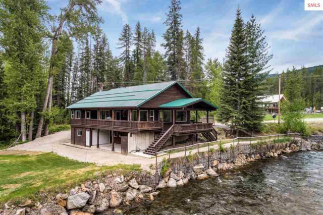 4829 Upper Pack River Rd., Sandpoint, ID 83864 (#20191381) :: Northwest Professional Real Estate