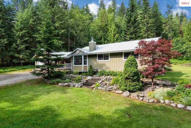 6364 Bottle Bay Rd, Sagle, ID 83860 (#20192414) :: Northwest Professional Real Estate