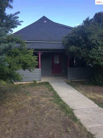 112 S Spokane Ave, Newport, WA 99156 (#20192525) :: Northwest Professional Real Estate