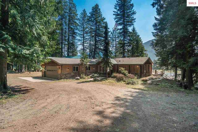 744 River Drive, Clark Fork, ID 83811 (#20192564) :: Northwest Professional Real Estate