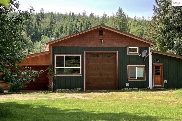 210 Shadow Valley Lane, Clark Fork, ID 83811 (#20192565) :: Northwest Professional Real Estate