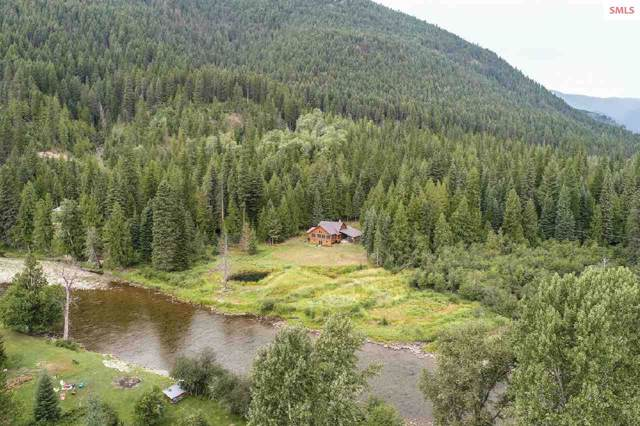 398 Amber Ln, Bonners Ferry, ID 83805 (#20192662) :: Mall Realty Group