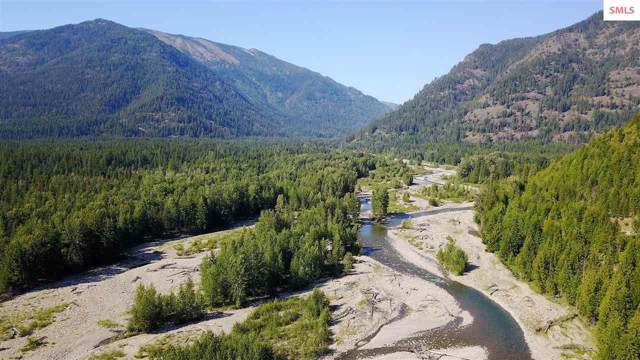 NKA Lightning Creek, Clark Fork, ID 83811 (#20192665) :: Northwest Professional Real Estate