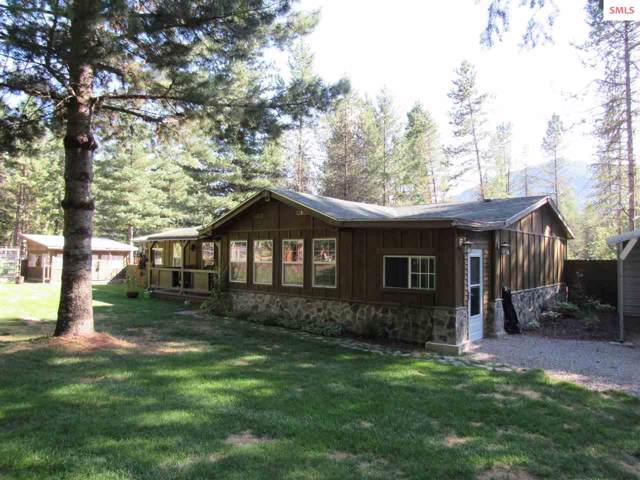 158 Bear Claw Road, Clark Fork, ID 83811 (#20192698) :: Northwest Professional Real Estate
