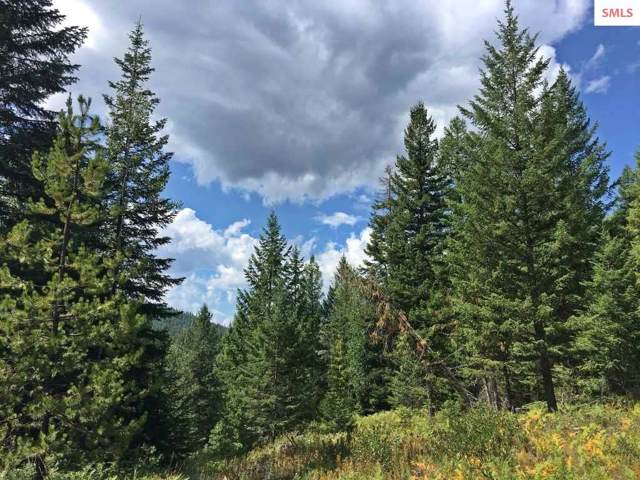 NNA Lightning Peak East 20 Acres, Sandpoint, ID 83864 (#20192705) :: Northwest Professional Real Estate