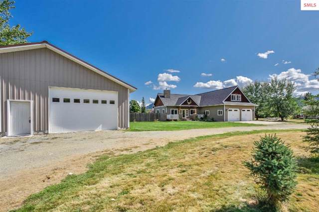307 Riley Creek, Laclede, ID 83841 (#20192947) :: Northwest Professional Real Estate