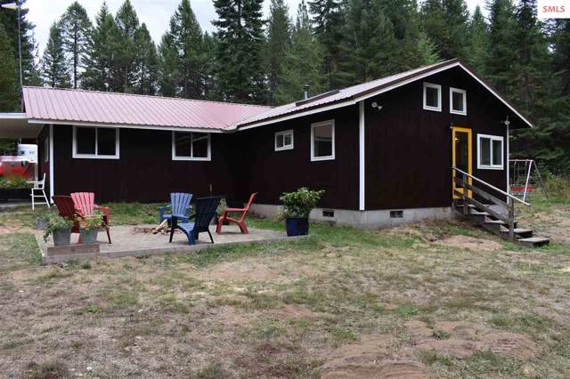 70 Three Bears Rd., Priest River, ID 83856 (#20192987) :: Northwest Professional Real Estate