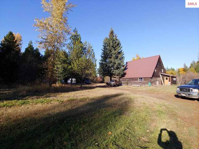 191 Fall Creek Rd., Naples, ID 83847 (#20193221) :: Mall Realty Group