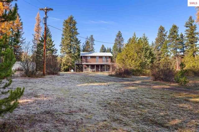 7980 Kelso Lake Rd, Spirit Lake, ID 83869 (#20193389) :: Northwest Professional Real Estate