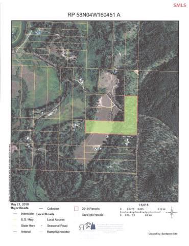 NNN Mud Gulch Rd, Priest River, ID 83856 (#20193533) :: Northwest Professional Real Estate