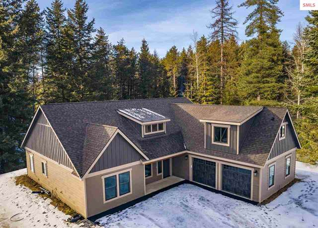 110 E Cabinet Wagon Road, Clark Fork, ID 83811 (#20200165) :: Northwest Professional Real Estate