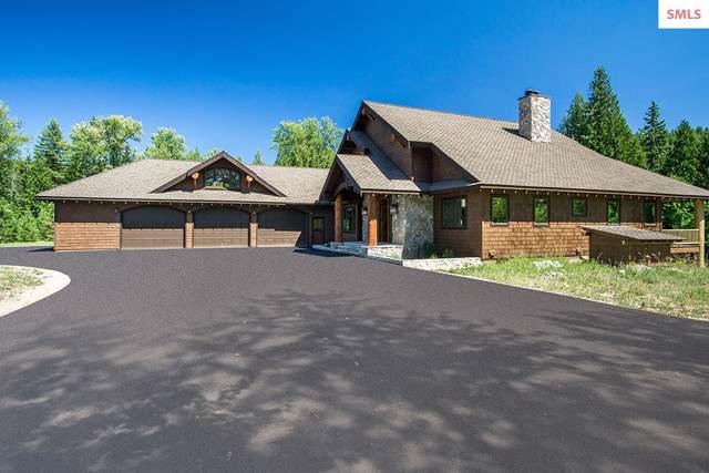 1517 Otts Basin, Sagle, ID 83860 (#20200181) :: Northwest Professional Real Estate