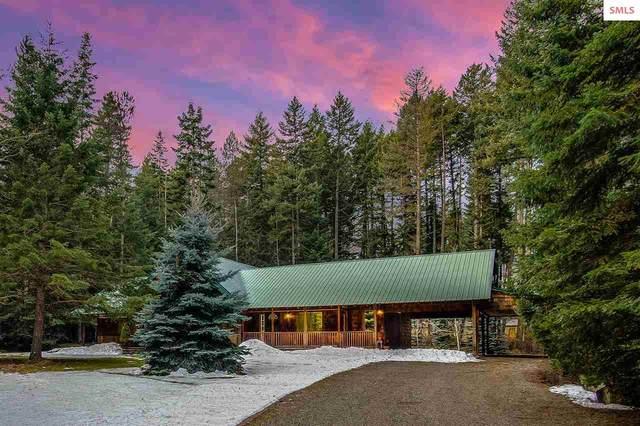 13674 E Hellroaring Rd., Athol, ID 83801 (#20200259) :: Northwest Professional Real Estate