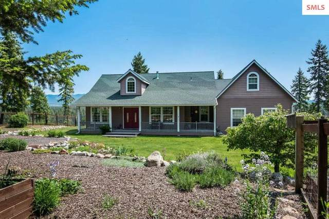 9545 Kelso Lake, Priest River, ID 83856 (#20200274) :: Northwest Professional Real Estate