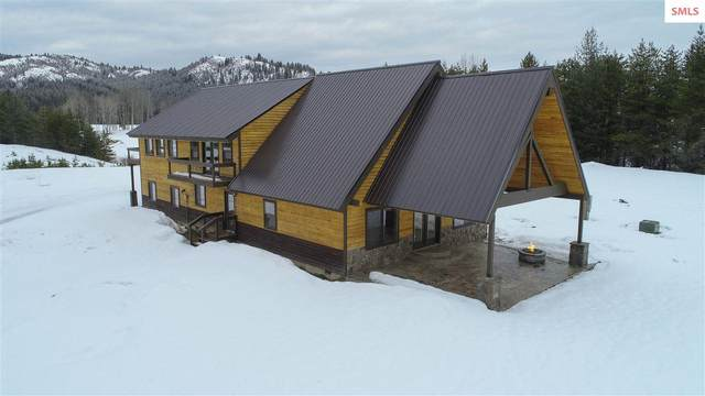 405 Cary Spur, Priest River, ID 83856 (#20200303) :: Northwest Professional Real Estate