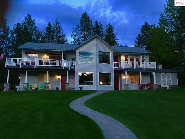 300 Hanaford Dr, Blanchard, ID 83804 (#20200364) :: Northwest Professional Real Estate