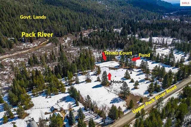 6791 Upper Pack River Road, Sandpoint, ID 83864 (#20200732) :: Northwest Professional Real Estate