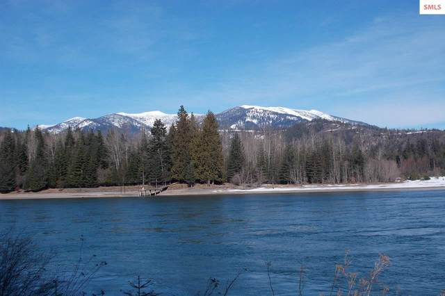 Lot 4 Derr Island Road, Clark Fork, ID 83811 (#20200762) :: Mall Realty Group