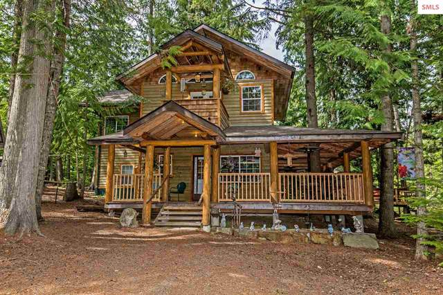 35 & 83 Whispering Pines, Sagle, ID 83860 (#20201262) :: Northwest Professional Real Estate