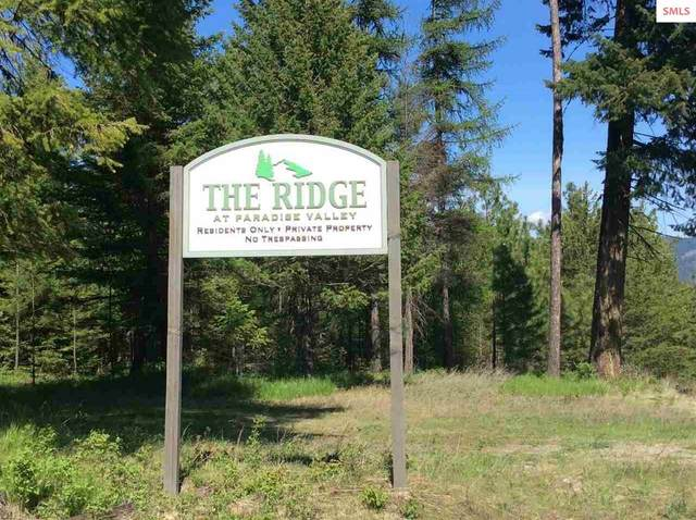 Lot 2 Pinnacle Circle, Bonners Ferry, ID 83805 (#20201321) :: Northwest Professional Real Estate