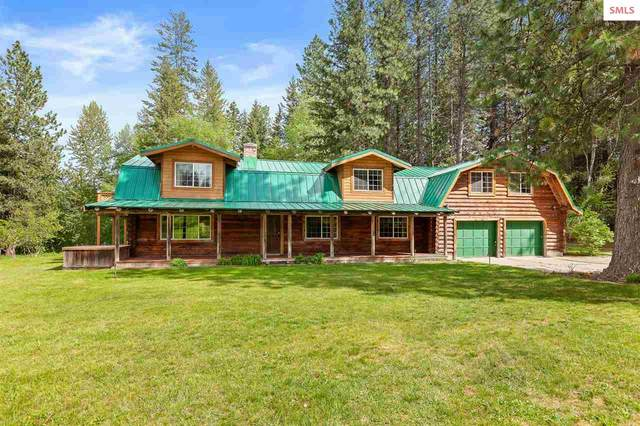 10830 W Pine St, Sandpoint, ID 83864 (#20201368) :: Northwest Professional Real Estate